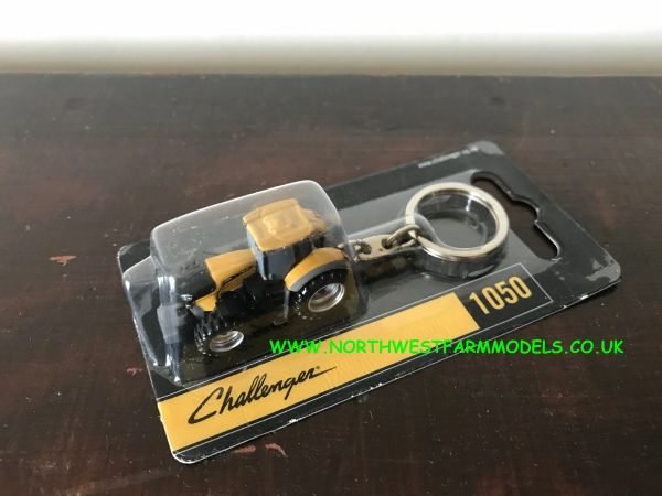 UNIVERSAL HOBBIES CHALLENGER 1050 TRACTOR KEYRING