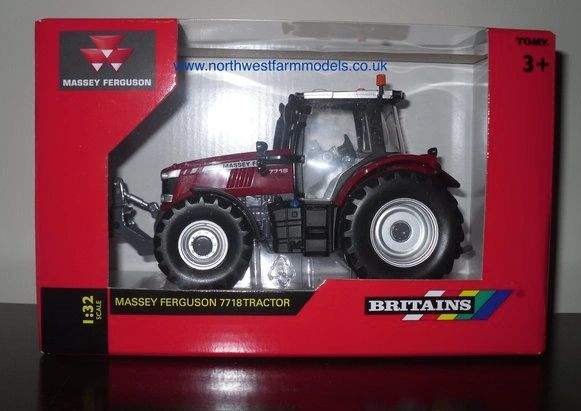 43107A1 Britains Farm 1/32 Massey Ferguson 7718