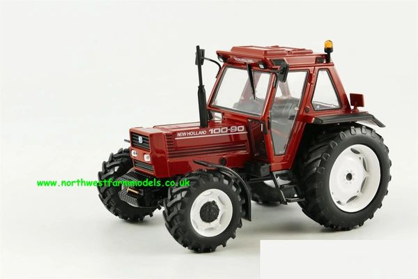 REPLICAGRI 1:32 SCALE NEW HOLLAND 100-90 WITH FRONT LINKS SPECIAL EDITION