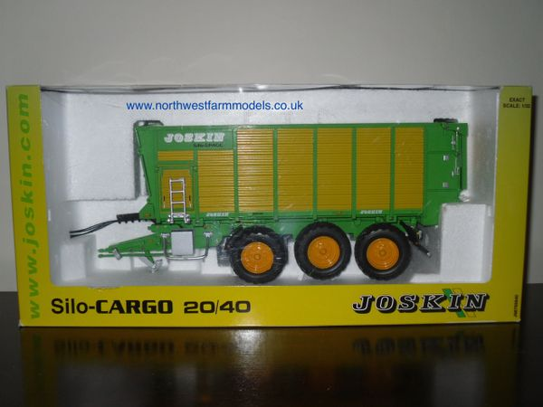 ROS 1/32 JOSKIN SILO-CARGO 20/40 Trailer (DEALER BOX)