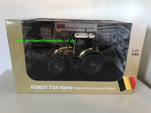 UNIVERSAL HOBBIES 1:32 SCALE FENDT 724 GOLD 50 YEARS EDITION 5294