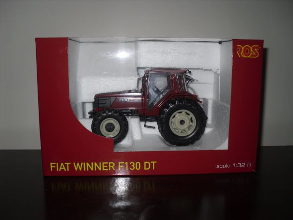 ROS 1/32 FIAT F130 DT WINNER (DEALER BOX)