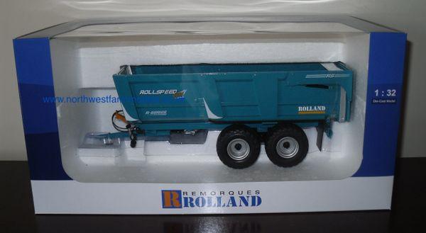 UH4866 Rolland Rollspeed 6835 Trailer (Dealer Box)