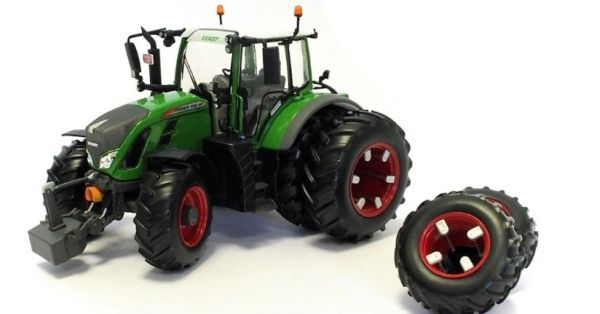 ROS 1:32 SCALE FENDT 722 VARIO WITH DUAL WHEELS LIMITED EDTION