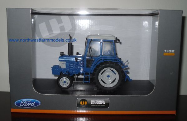 UH4136 Ford 6610 Generation I 2wd