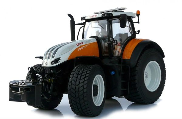 MARGE MODELS 1:32 SCALE STEYR 6300 TERRUS CVT WITH TURF TYRES