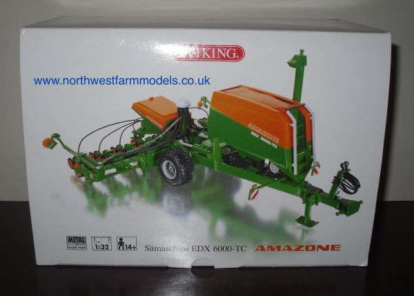 Wiking 1/32 Amazone Samaschine EDX 6000_TC Drill