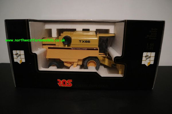 ROS 1/32 SCALE NEW HOLLAND TX66 COMBINE HARVESTER