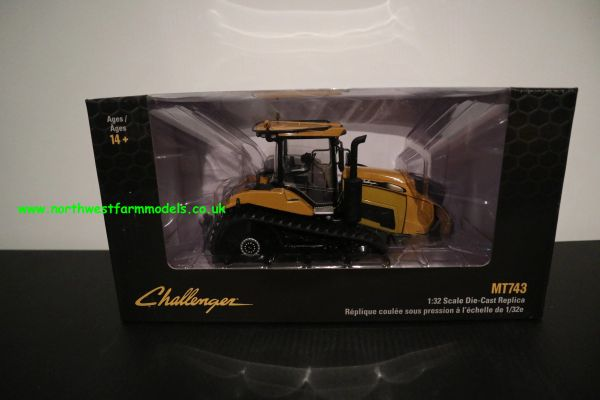 USK SCALE MODELS 1:32 SCALE CHALLENGER MT743 1ST EDITION