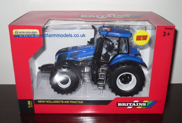 43216 Britains Farm New Holland T8.435