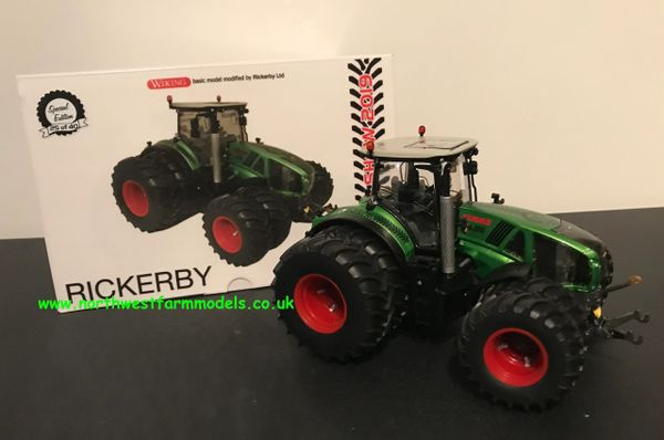 WIKING 1:32 SCALE RICKERBY SPRING SHOW 2019 CLAAS AXION 950 SHOW MODEL