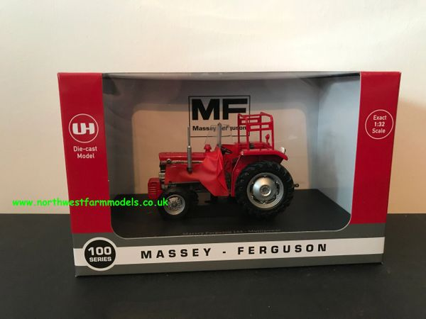 UNIVERSAL HOBBIES 5368 1:32 SCALE MASSEY FERGUSON - MULTIPOWER - RED GIANTS