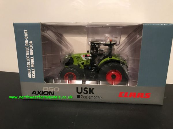 USK SCALEMODELS 1:32 SCALE CLAAS AXION 850 TRACTOR