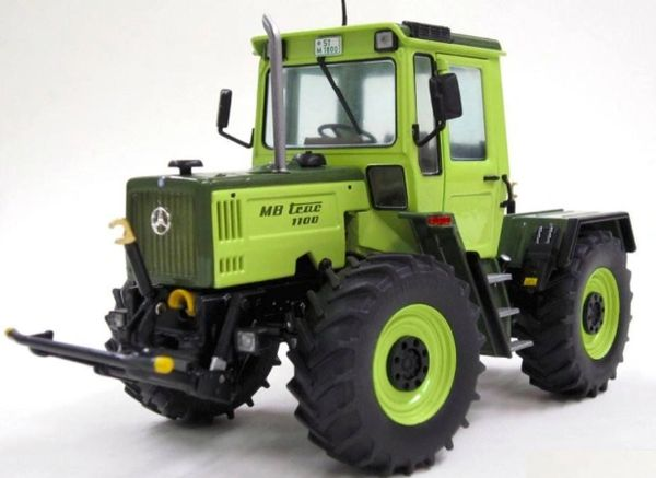 WEISE-TOYS 1013 1:32 SCALE MERCEDES MB TRAC 1100