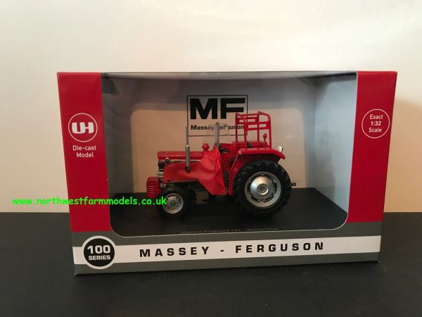 UNIVERSAL HOBBIES 5368 1:32 SCALE MASSEY FERGUSON 148 LIMITED EDITION