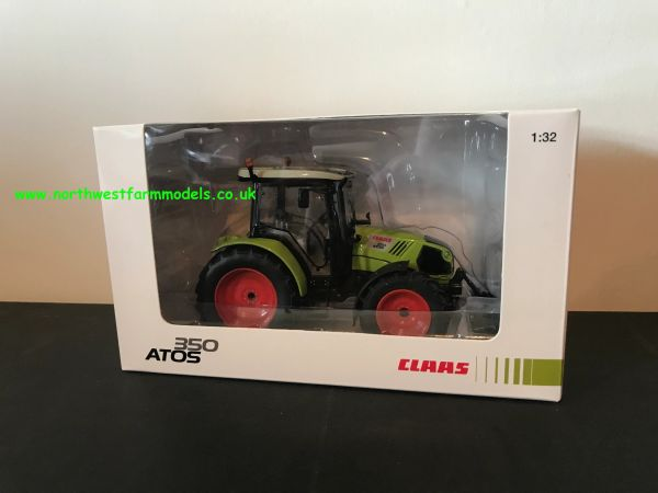 USK SCALEMODELS 1:32 SCALE CLAAS ATOS 350 LIMITED EDITION