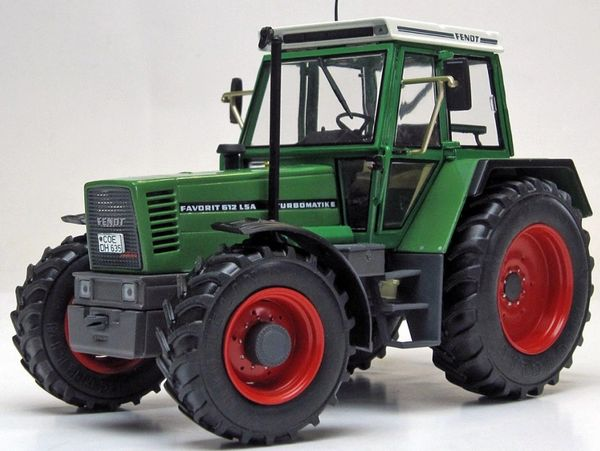 WEISE TOYS 1:32 SCALE FENDT FAVORIT 612 LSA TURBOMATIK
