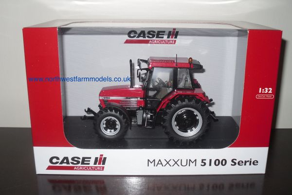 4098 Universal Hobbies 1/32 Scale CASE IH Maxxum Plus 5150 (1994)