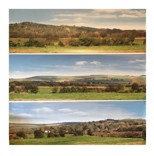 BACKGROUND SCENERY - VALLEY BACKDROP