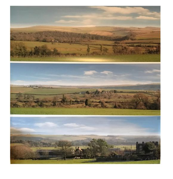 BACKGROUND SCENERY - COUNTRYSIDE