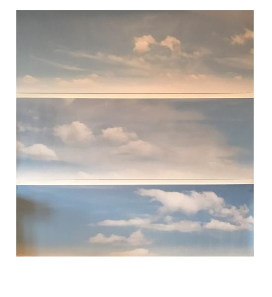BACKGROUND SCENERY - CLOUDS