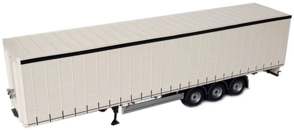 MARGE MODELS 1:32 SCALE PACTON CURTAINSIDE TRAILER