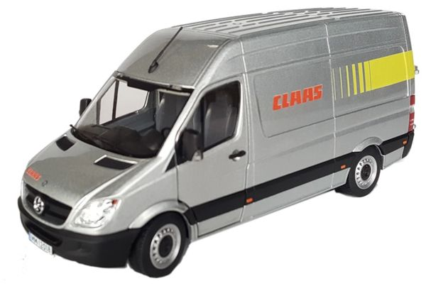 MARGE MODELS 1:32 SCALE MERCEDES BENZ SPRINTER - CLAAS EDITION