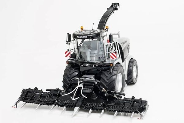 ROS 1/32 KRONE BiG X 580 With Easy flow 300S And Easy Collect 750-3, Limited Edition Agritechnica Edition