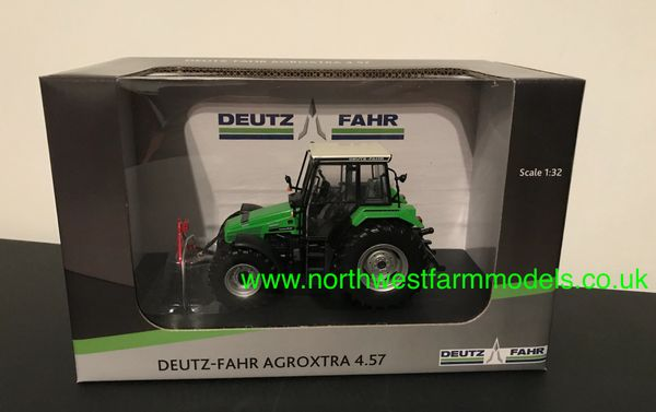UNIVERSAL HOBBIES 4217 1:32 SCALE DEUTZ FAHR AGROXTRA 4.57 1991