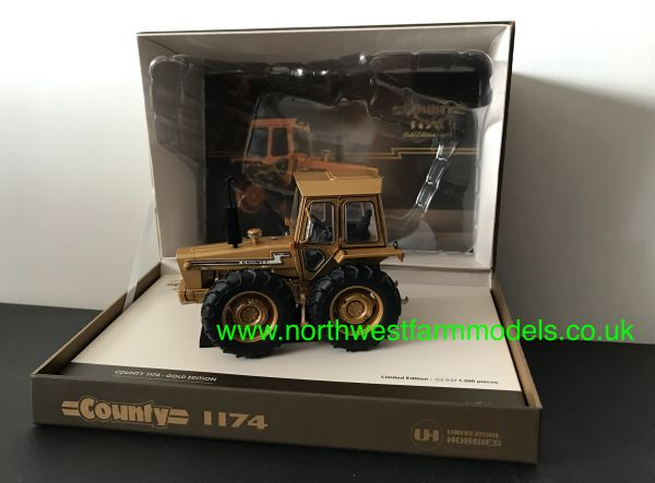 UNIVERSAL HOBBIES 6211 1:32 SCALE COUNTY 1174 GOLD EDITION 50 YEARS EDITION 1979 -2019