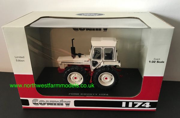 "UNIVERSAL HOBBIES 6214 1:32 SCALE COUNTY 1174 50TH ANNIVERSARY ""ONE OFF"" CUSTOMER LIMITED EDITION"