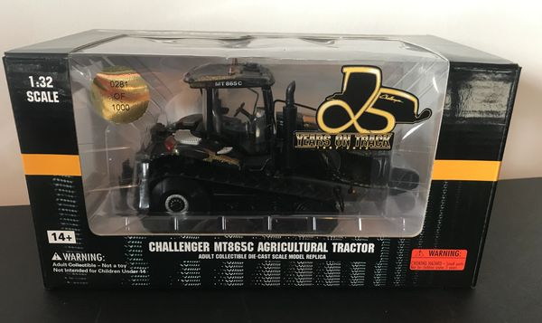 USK CHALLENGER 1:32 SCALE CHALLENGER MT865C PYTHON LIMITED EDITION