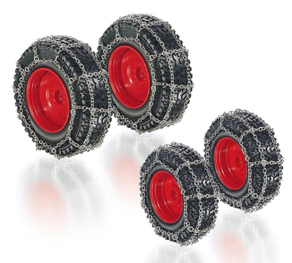 Wiking 1/32 SET OF TYRE CHAINS FOR FENDT 1050