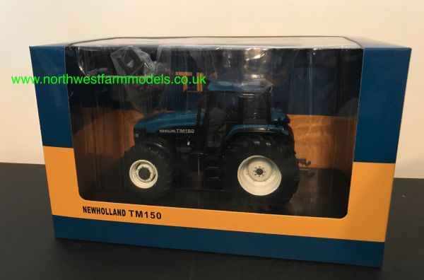 REPLICAGRI 1:32 SCALE NEW HOLLAND TM150 WITH FRONT WEIGHT