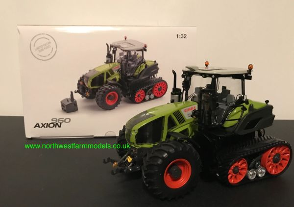 WIKING 1:32 SCALE CLAAS AXION 960 TT LIMITED EDITION