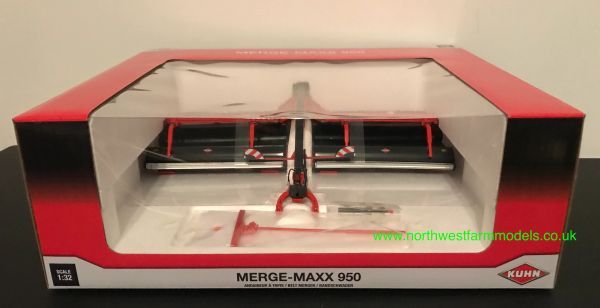 ROS 1:32 SCALE KUHN MERGE MAXX 950 MERGER