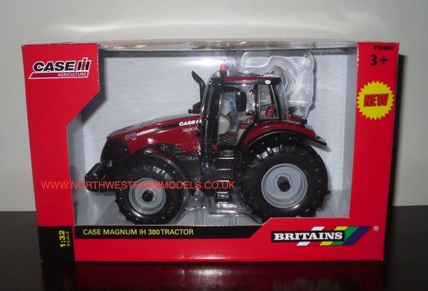 43004 Britains Farm 1/32 Case Magnum IH 380 Model Tractor