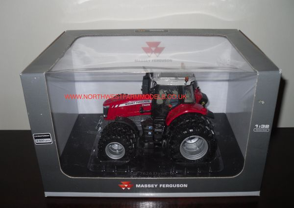 UH4257 Universal Hobbies Massey Ferguson 7626 (8 Wheeled Version)