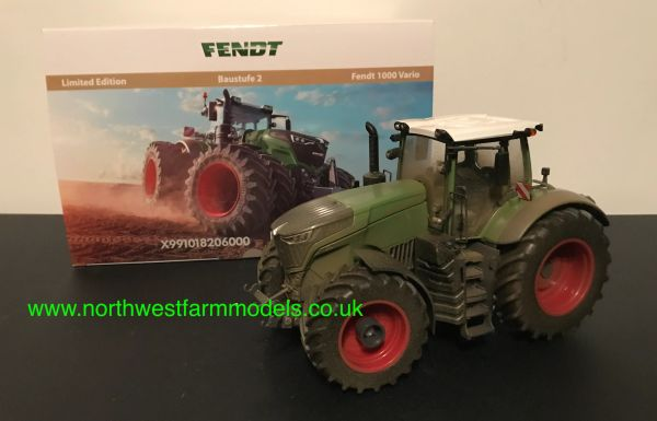WIKING 1:32 SCALE FENDT 1050 VARIO DIRTY LIMITED EDITION
