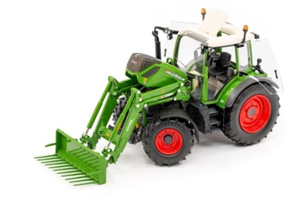 USK SCALEMODELS 10641 1:32 SCALE FENDT 313 VARIO WITH FRONT LOADER