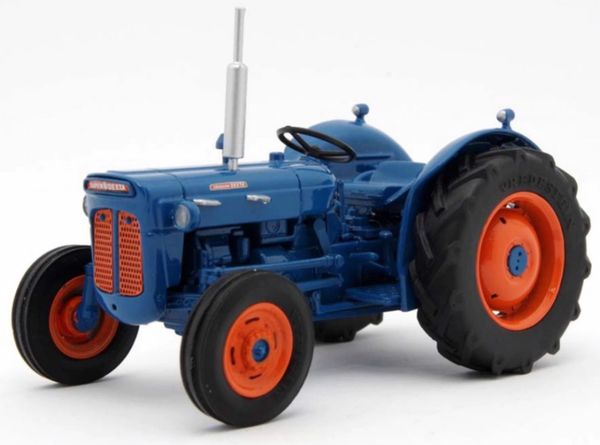 MARGE MODELS 1:32 SCALE FORDSON SUPER DEXTA (BLUE/ORANGE) 1961