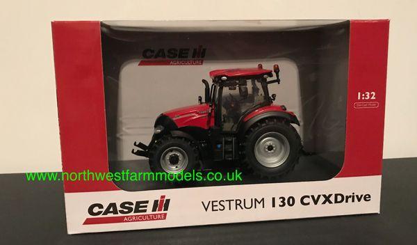 UNIVERSAL HOBBIES 5358 1:32 SCALE CASE IH VESTRUM 130 CVX DRIVE