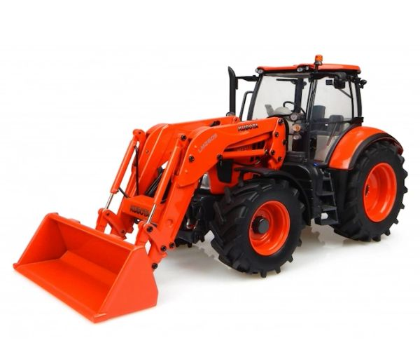 UH4940 UNIVERSAL HOBBIES 1/32 SCALE KUBOTA M7171 WITH LOADER