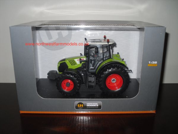 UH4298 UNIVERSAL HOBBBIES 1/32 SCALE CLAAS ARION 550 MODEL TRACTOR (MIB)