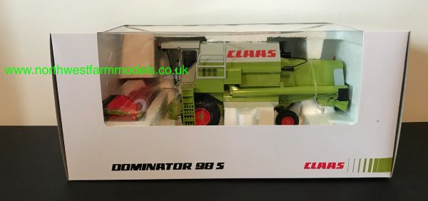 REPLICAGRI 1:32 SCALE CLAAS DOMINATOR 98 S COMBINE HARVESTER LIMITED EDITION