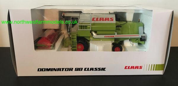 REPLICAGRI 1:32 SCALE CLAAS DOMINATOR 98 CLASSIC LIMITED EDITION COMBINE HARVESTER
