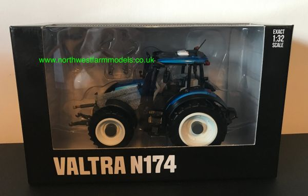 ROS 1:32 SCALE VALTRA N174 BLUE