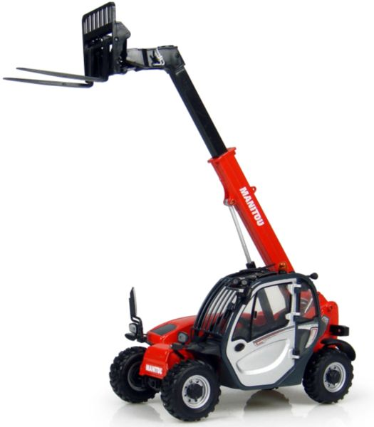 UNIVERSAL HOBBIES 1:32 SCALE MANITOU MT625T TELEHANDLER WITH PALLET FORKS