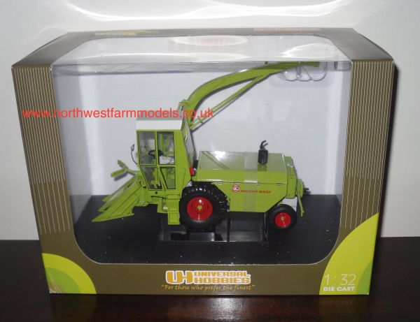 UH2747U Universal Hobbies CLAAS Jaguar 60 SF Forage Harvester