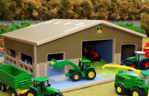 BRUSHWOOD TOYS BT1870 1:87 SCALE MULTI USE FARM BUILDING
